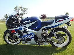 gsxr 600 2001