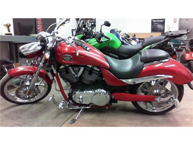 2006 Polaris Victory Vegas Jackpot HID Motorcycle