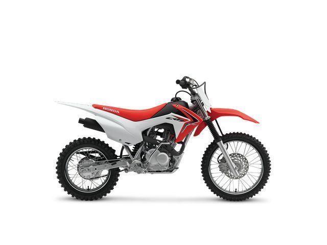 2016 Honda CRF125 Dirt Bike