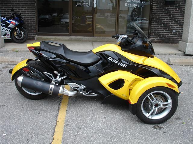 2008 Can-Am Spyder - V1330 ** No Payments Until 2017!