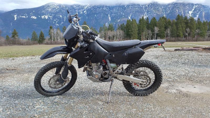 Sm Drz 400 Exhaust - Brick7 Motorcycle