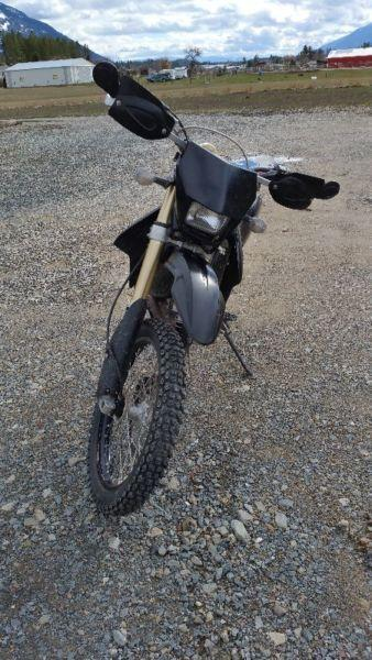2007 DRZ 400 SM with tons of extras