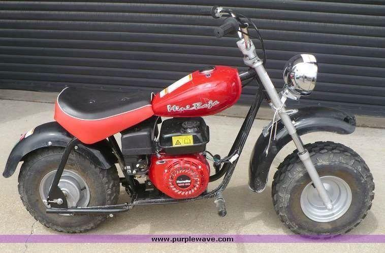 Wanted: Looking for baja mini 196cc parts or whole bike