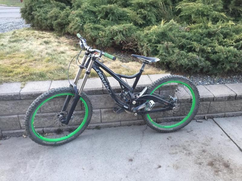 DEVINCI WILSON RC **Trade for Dirtbike plus Cash**