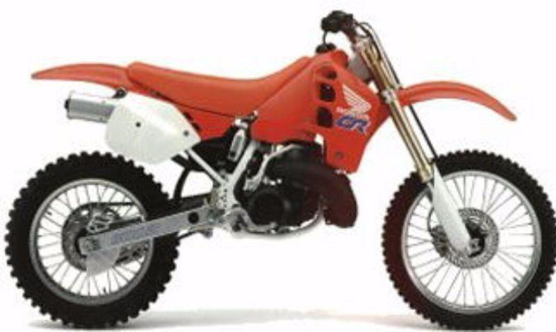 Wanted: CR500 or KX500