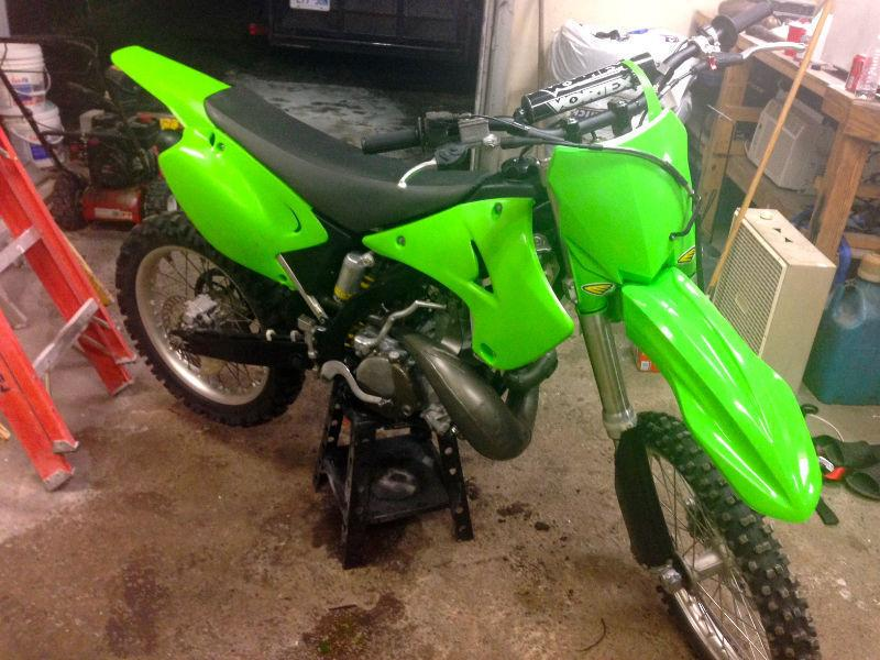 kx 250 for sale