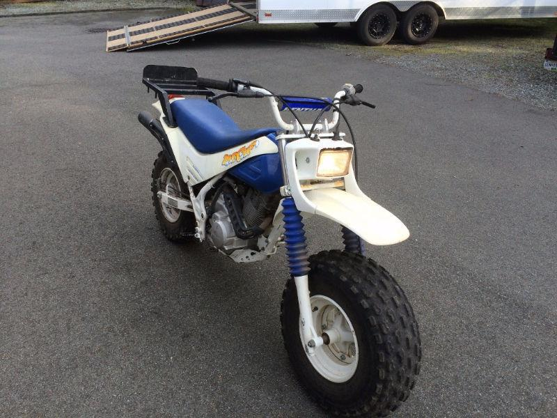 Honda Fat Cat 200 TRW