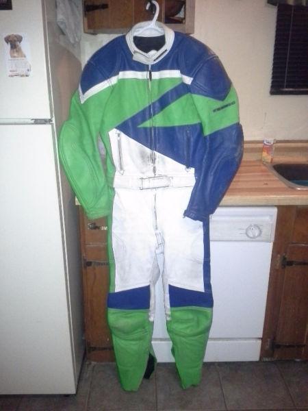sport bike suit