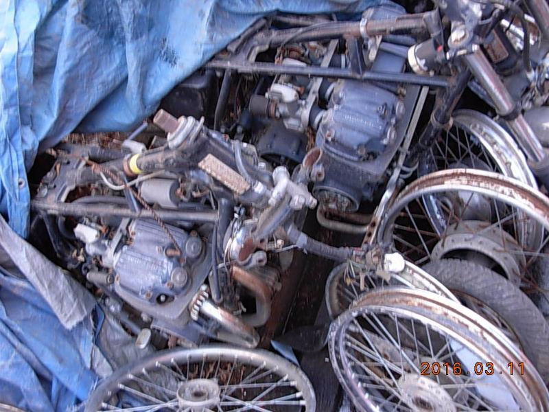 HONDA CB 750 Project Bikes