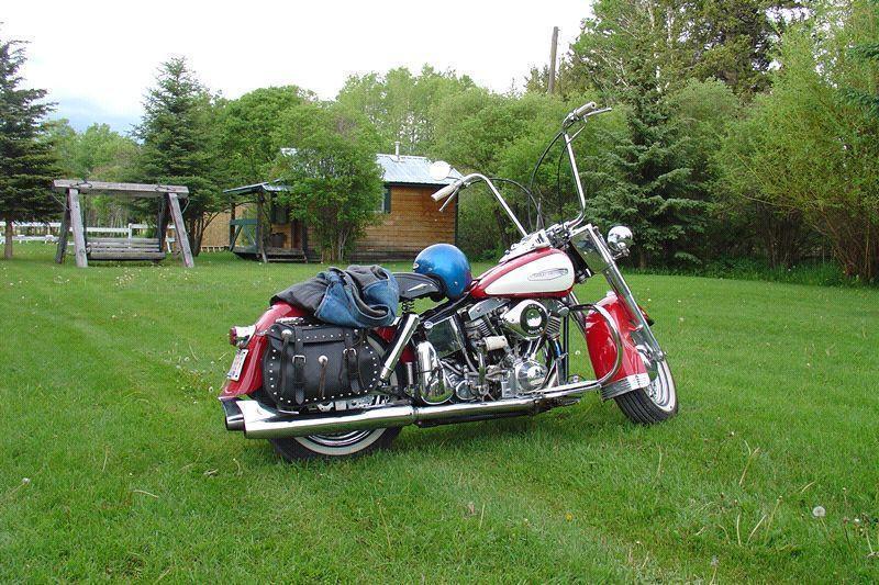 Harley Davidson Shovelhead Parts