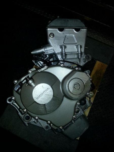 2006 HONDA CBR 600RR ENGINE