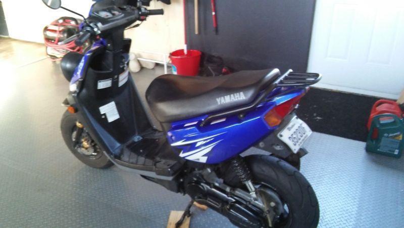 Scooter Yamaha bws 2009 70cc