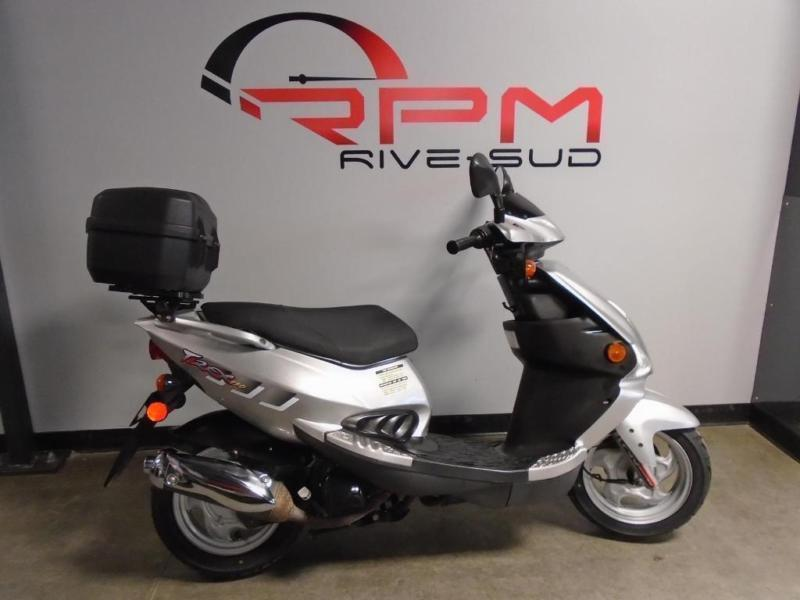 2007 Piaggio T-REX 150