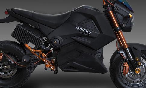 Emmo Knight GTS Super E-bike