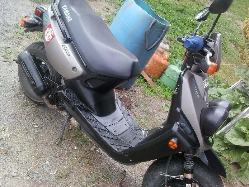 Yamaha Bws 49cc 2006