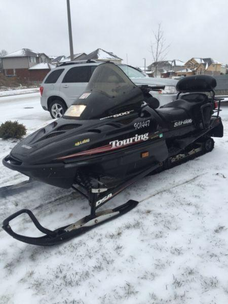 Try your trades 2000 skidoo mint