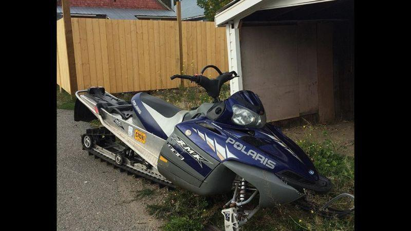 2005 rmk 900 limited edition 2000 OBO or trade