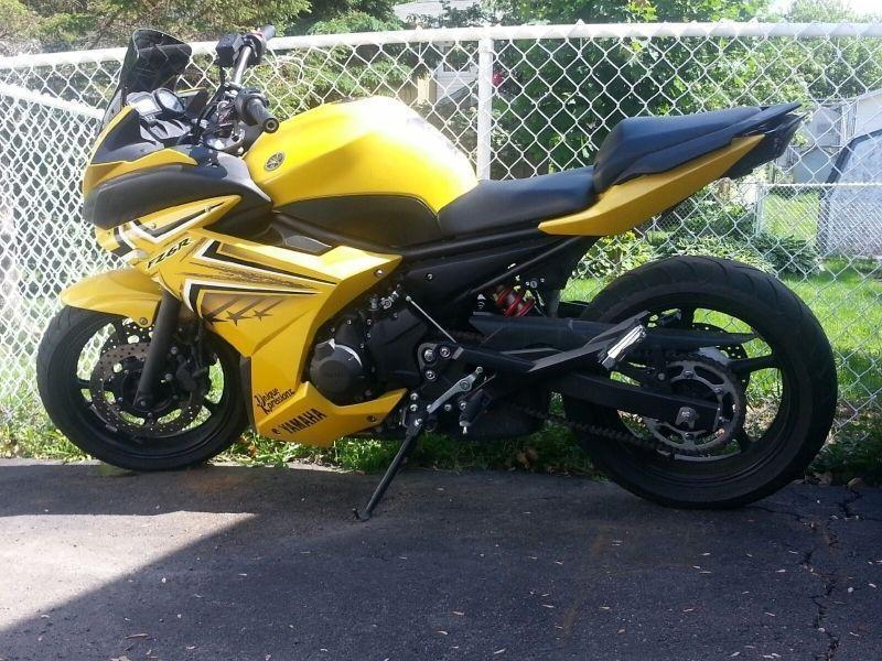 2009 Yamaha FZ6R Special e