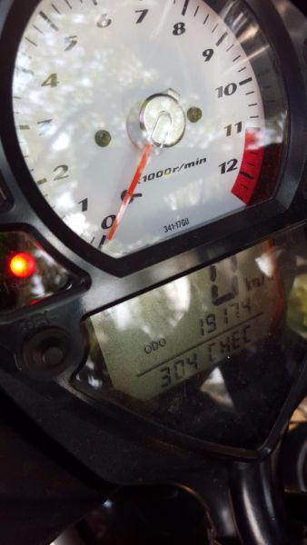 Suzuki Sv650s Full Fairing Sport Touring