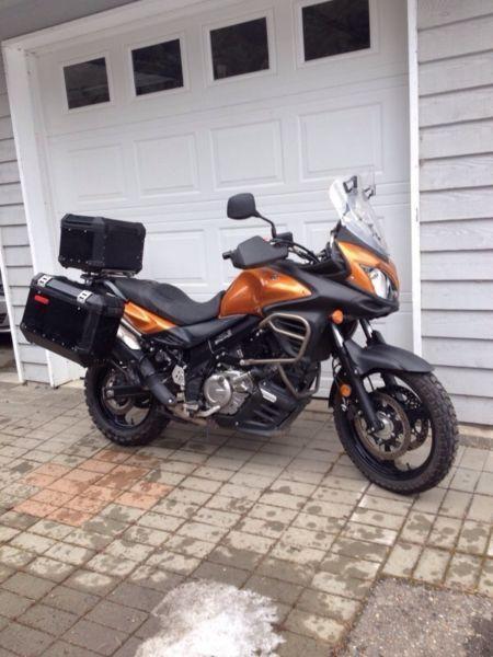 2012 Suzuki DL650 Vstrom Adv