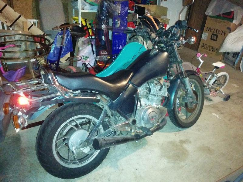 1984 xs400 Vintage motorcycle