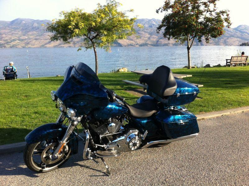 2014 StreetGlide Special