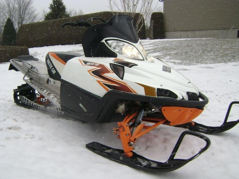 Artic cat M 8 snopro 800