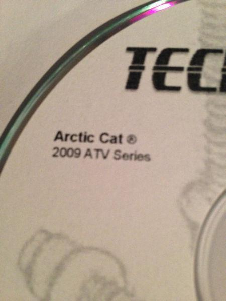 Manuel Artic Cat
