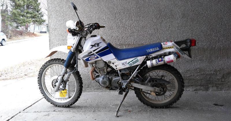 2000 XT225 DUAL PURPOSE FOR SALE
