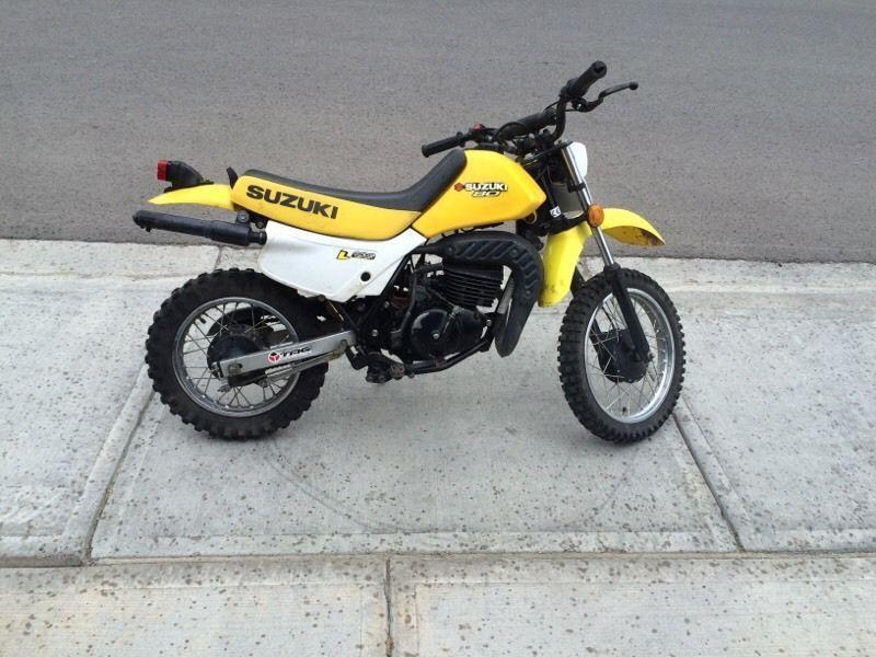 Suzuki DS80
