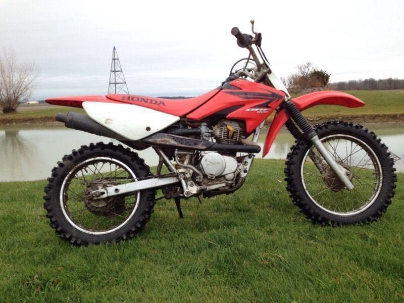 2007 CRF80f *mint*