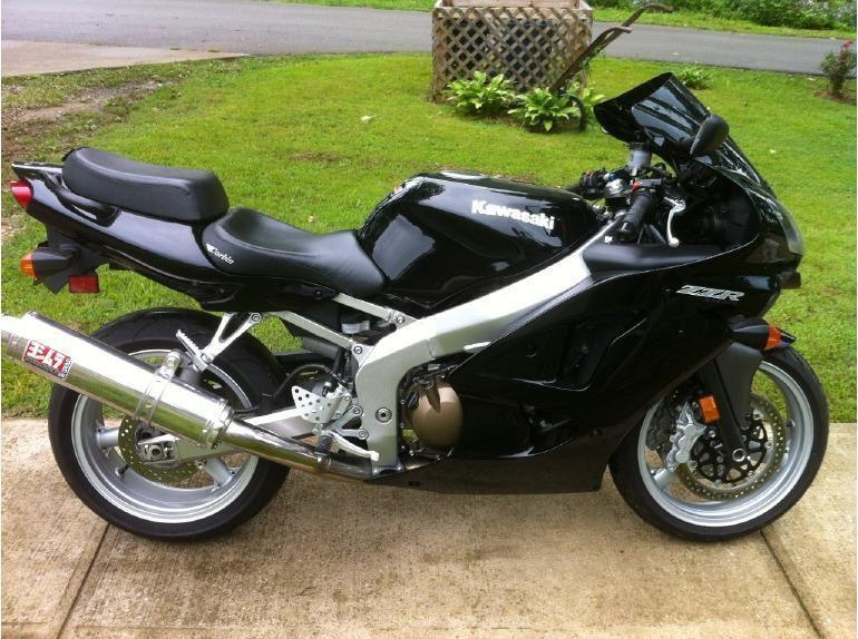 ninja ZZ-R 600 for sale good condition