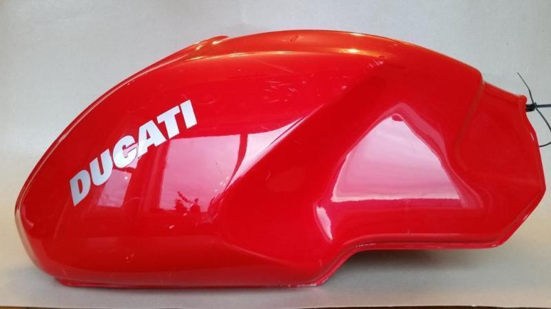 Ducati monster gas tank