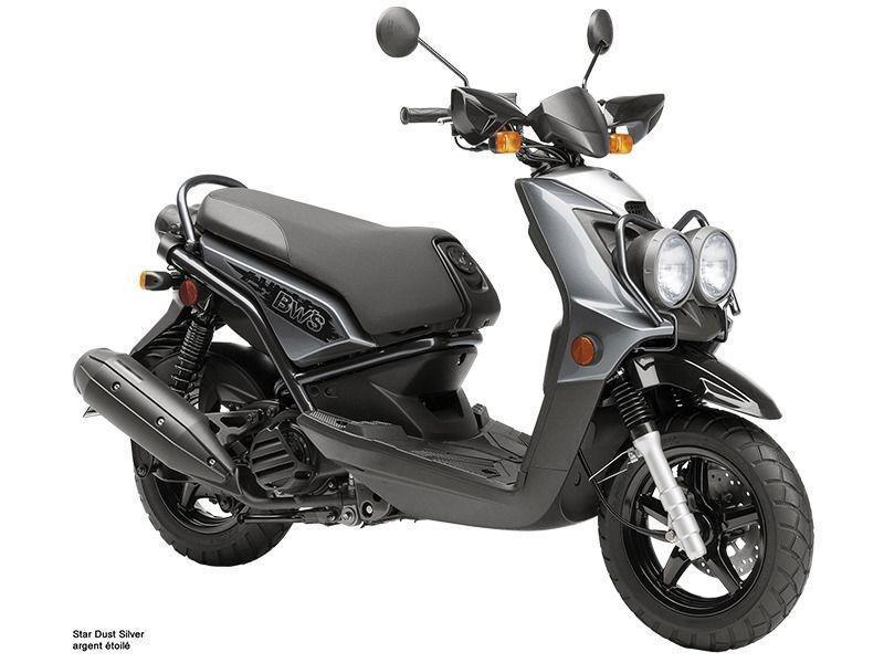 2015 Yamaha BWS 125