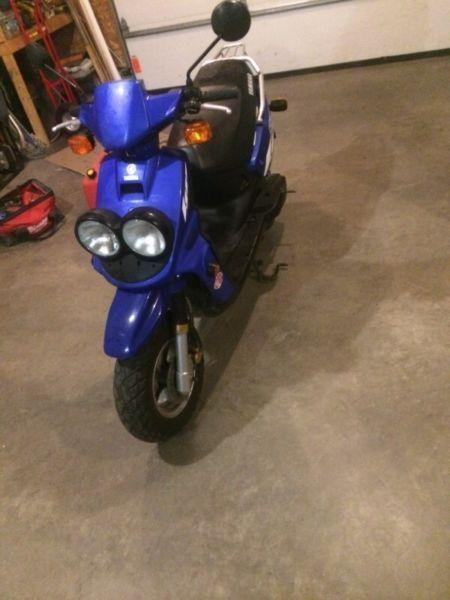 Wanted: Yamaha Bws 50cc scooter