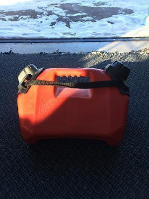 Spare gas tank for Rev models