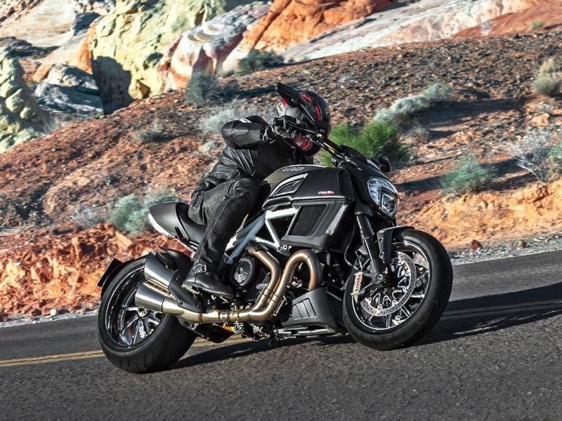 Ducati Diavel Calgary