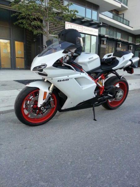 2013 Ducati 848 EVO