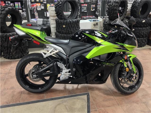 2009 Honda CBR600 RR