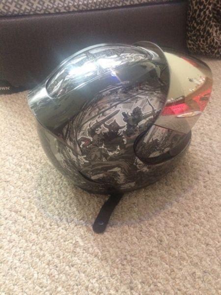 Icon helmet for sale