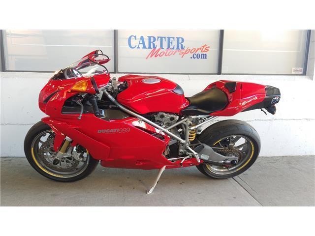 2003 Ducati 999 Superbike