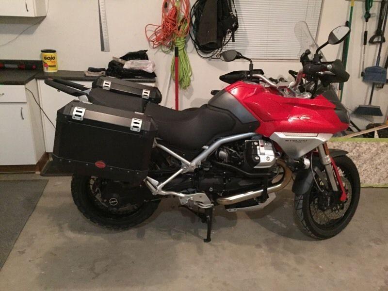 2009 Moto Guzzi Stelvio 1200