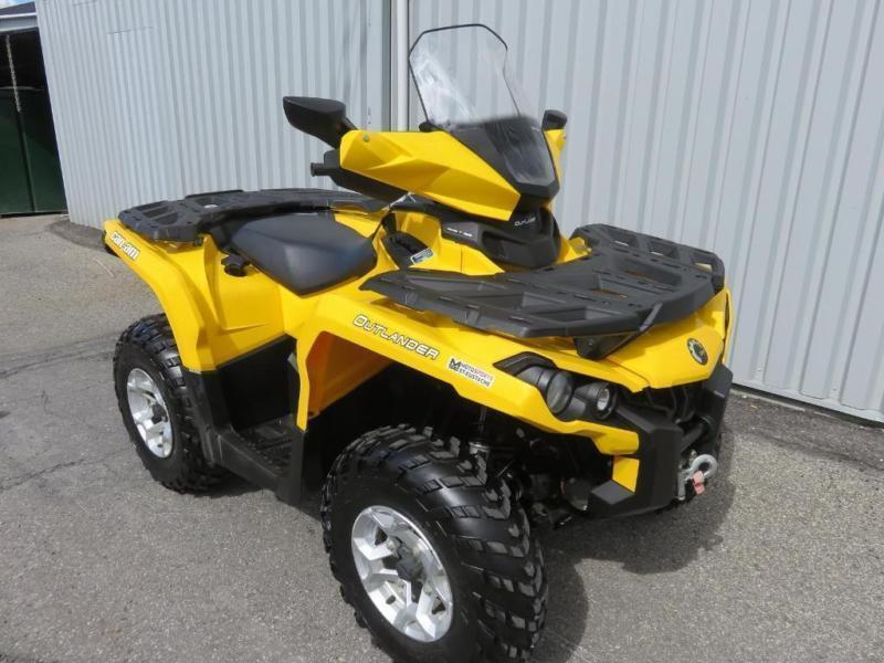 2013 CAN-AM OUTLANDER 500 EPS