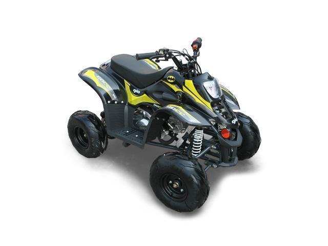 Gio Mini Blazer 110cc Mini ATV Quad For Kids @ T4B Motorsport