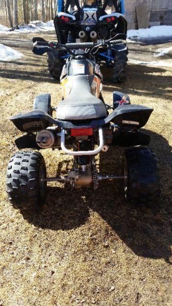 2006 DS 650 Baja X