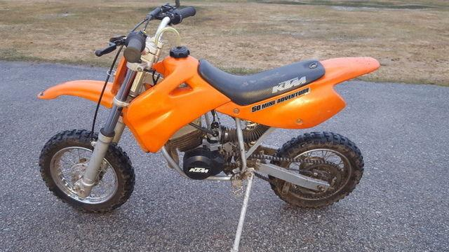 2000 KTM Mini Adventure