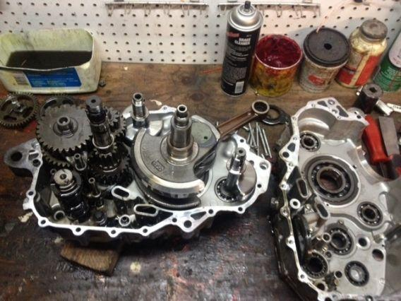 FULL THROTTLE RECREATIONAL REPAIRS & and NEW parts: