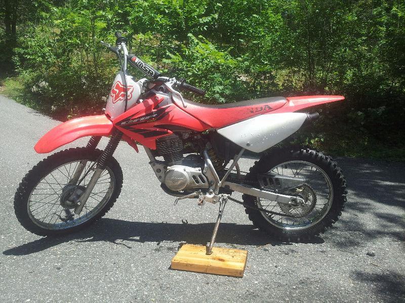 Honda CRF 100F Dirt Bike - Great Trail Bike - Bass Lake,