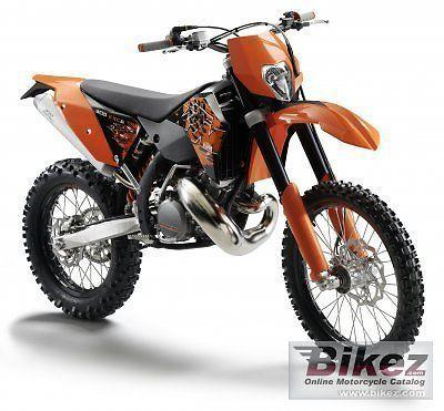 Looking for a ktm 200 or 250 xcw or exc