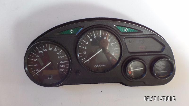 1998 suzuki katana 750 parts